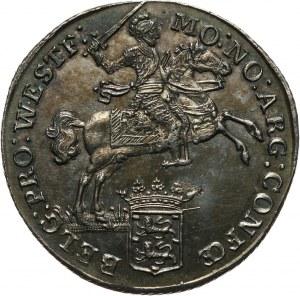 Niderlandy, Fryzja Zachodnia, 1/2 dukatona 1782