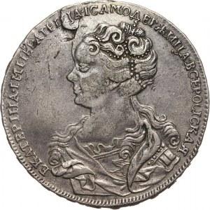 Rosja, Katarzyna I, rubel 1726, Krasnyj Dvor