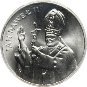 PRL, 10000 złotych 1987, Warszawa, Jan Paweł II