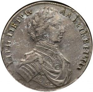 Rosja, Piotr I, rubel 1712, Krasnyj Dvor