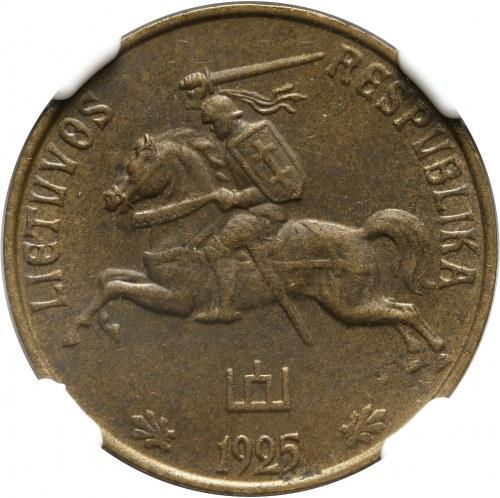 Litwa, 20 centów 1925