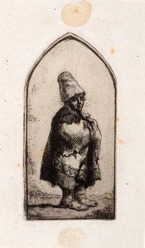 Jan Piotr Norblin de la Gourdaine (1745 Misy-Faut-Yonne – 1830 Paryż) Sześć akwafort