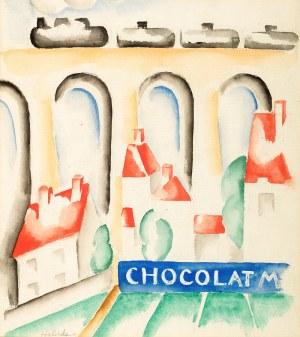 Alicja Halicka (Kraków 1894 – Paryż 1975) Chocolat M