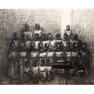 Ludwik Lille (1897 Podwołoczyska – 1957 Paryż) Chór