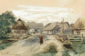 Józef M. Ryszkiewicz (1856 Warszawa – 1925 tamże) Czekiszki, 1882 r.