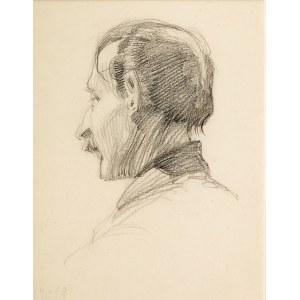 Stanisław Sawiczewski (1866 Kraków – 1943 Warszawa) Studium mężczyzny