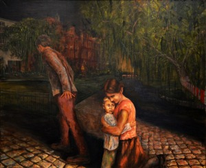 Cyprian Nocoń - Wygnanie