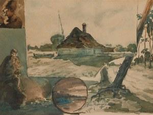 Jan PERDZYŃSKI (1869-1902), Wspomnienie powstańca, 1890