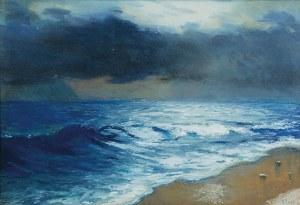 Soter JAXA-MAŁACHOWSKI (1867-1952), Morze