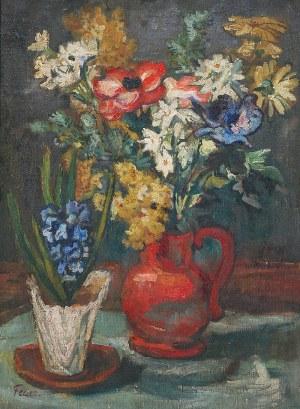 Adolf FEDER (1886-1943), Wiosenne kwiaty