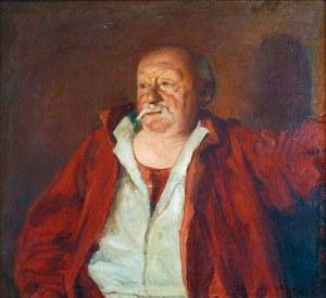 Józef MEHOFFER (1869-1946), Portret aktora