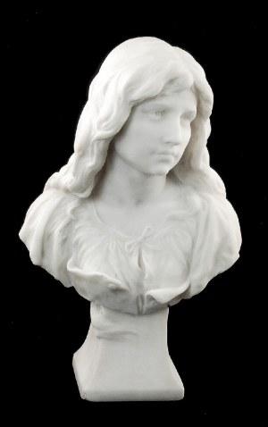 Paul MENGIN (1853-1937), Popiersie dziewczęcia