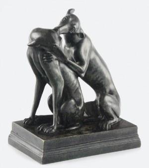 IRENÉE ROCHARD (1906-1984), Psie zaloty