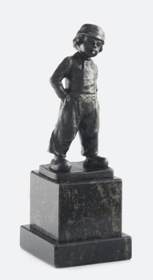PAWEŁ KOWALCZEWSKI (1865-1910), Urwis