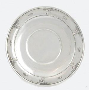R. Wallace & Sons Mfg, Co. (czynna od 1871), Talerz okrągły