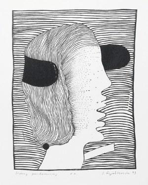 Stanisław FIJAŁKOWSKI (ur. 1922), Piękny prawdomówny, 1973