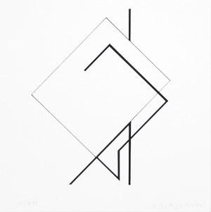 Henryk STAŻEWSKI (1894-1988), Kompozycja geometryczna
