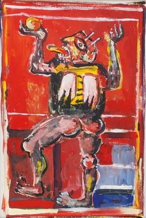 Eugeniusz MARKOWSKI (1912-2007), Diabeł