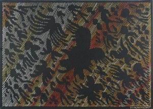Jan DOBKOWSKI (ur. 1942), Nokturn C, 2000