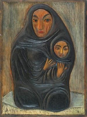 Wacław KONDEK (1917-1976), Madonna