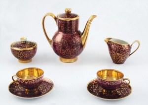 Wincenty POTACKI (1904-2001) - projektant, Serwis do kawy Anna (na 6 osób), ok. 1977