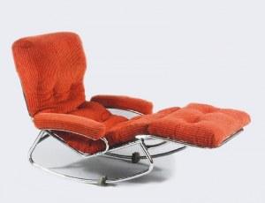 Fotel - leżanka rozkładany