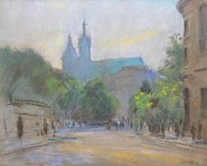 Władysław Serafin (1905 Kraków – 1988 tamże) Wieże kościelne