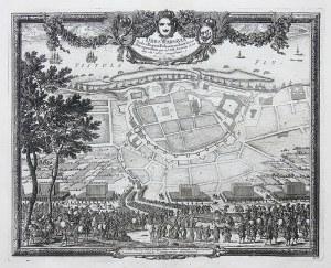 Erik J. Dahlberg (1625-1703) Urbs Warsavia sedes Regnum Poloniae ordinaria eo statu repraesentata…