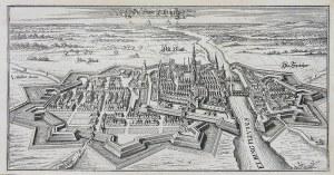 Eberhard Werner Happel Die Stadt Elbing