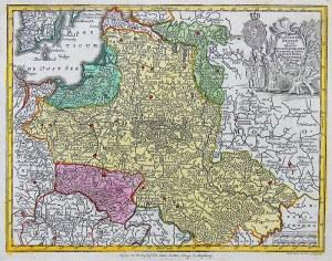 Tobias Conrad Lotter (1717-1777) Poloniae Regnum ut et magni Ducat. Lithuaniae…