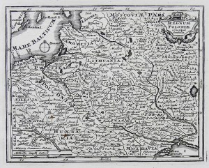 Heinrich Niderndorff Regnum Poloniae ejusque confinia
