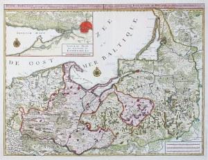 Jan Barend Elwe (2 poł. XVIII w.) Regni Borussiae Secundum Observationes Novissima…