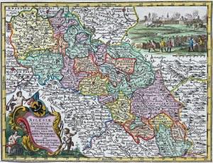 Matthäus Seutter (1678-1756) Silesiae Ducatus Tam Super. Quam Inferior, Juxta Suos XVII. Minor Principatus…
