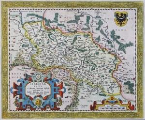 Abraham Ortelius (1527-1598) Silesiae Typus, a Martino Heilwigio...
