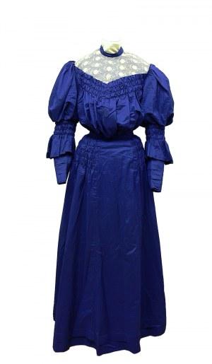 Suknia wizytowa