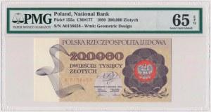 200.000 złotych 1989 - A