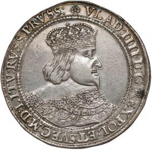 Władysław IV Waza, Talar Gdańsk 1639 GR - rzadki