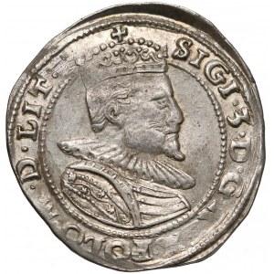 Zygmunt III Waza, Szóstak Lublin 1595 - rzadki