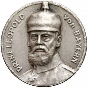 Leopold Bawarski, Medal za zdobycie Warszawy (1915)