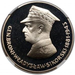 LUSTRZANKA 50 złotych 1981 Sikorski