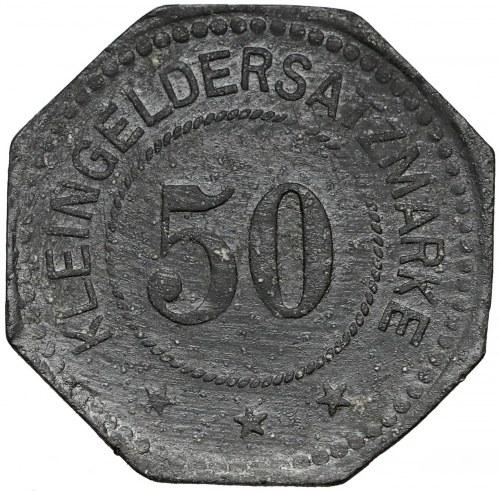 Gniezno (Gnesen), 50 fenigów