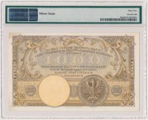 1.000 złotych 1919