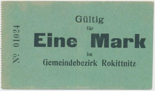 Rokittnitz (Rokitnica), Gemeindebezirk, 1 mk