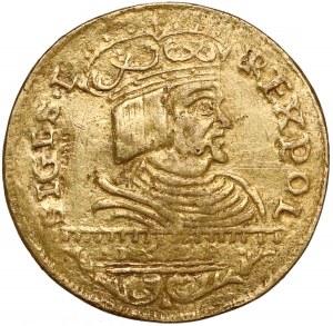 Zygmunt I Stary, Dukat koronny 1528 - fałszerstwo FAJNA