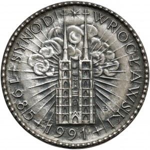 1991 r. Medal Synod Wrocławski 1985-1991
