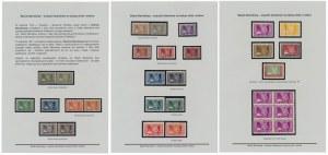 Znaczki na Skarb Narodowy, waluta markowa, od 1 do 1 mln mk