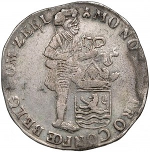 Niderlandy, Zelandia, Srebrny Dukat 1706