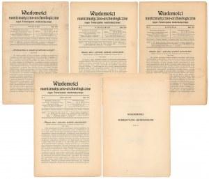 WNA 1915 - kompletny rocznik