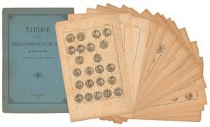 Tablice do Trojaki koronne Zygmunta III, Walewski, Kraków 1884
