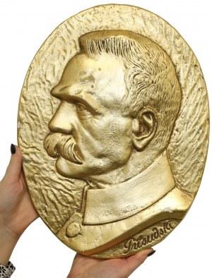 Gips Józef Piłsudski